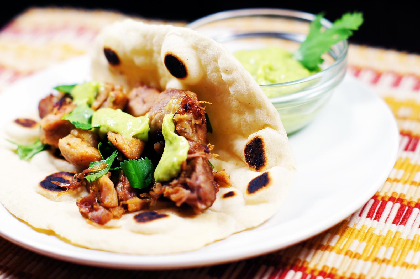 Homesick Texan Meal | Bess's Bistro