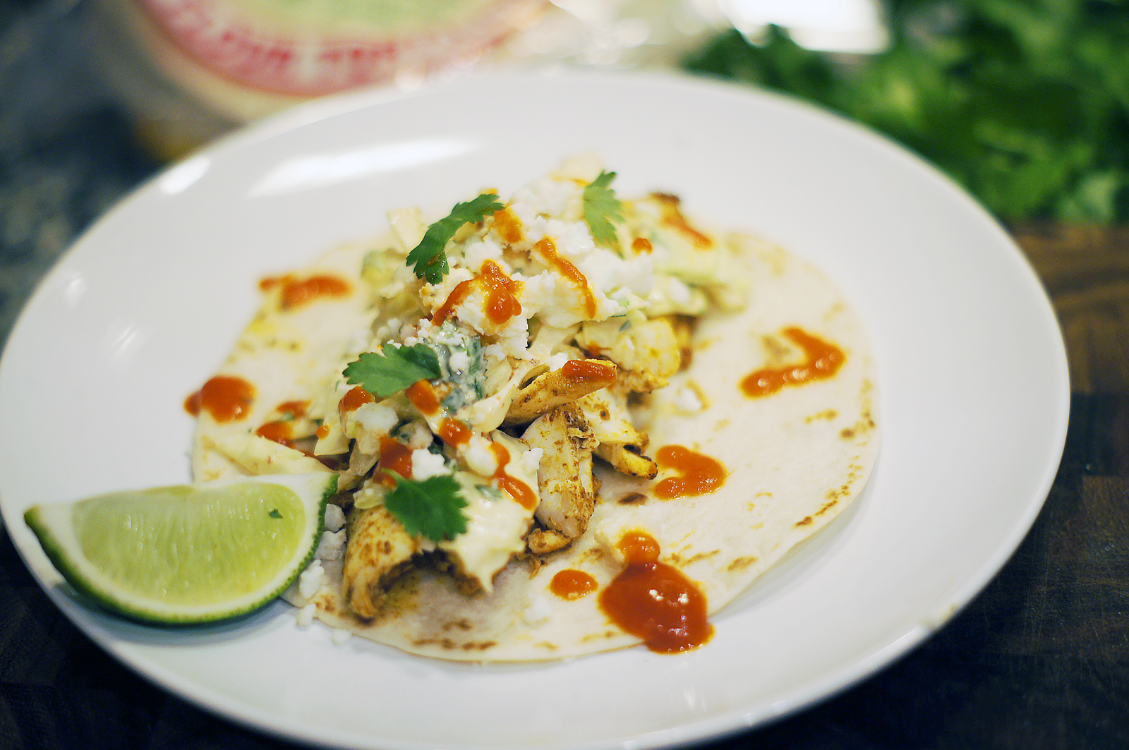 Fish tacos bess 39 s bistro for Side dishes for fish tacos